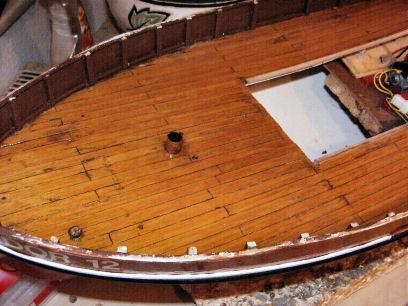 Baubericht Krabbenkutter Dor 12 Pic03912