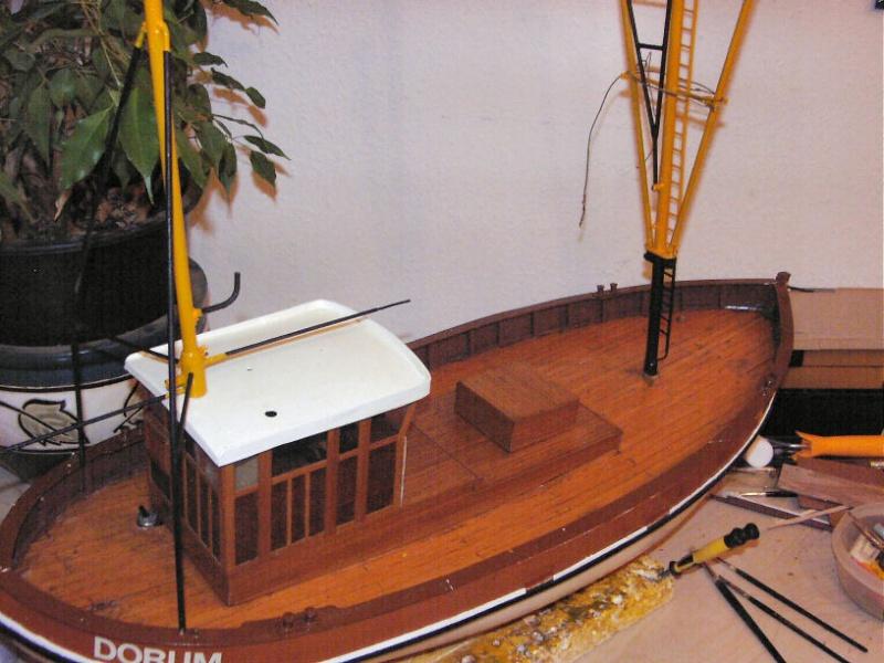 Baubericht Krabbenkutter Dor 12 Pic03918