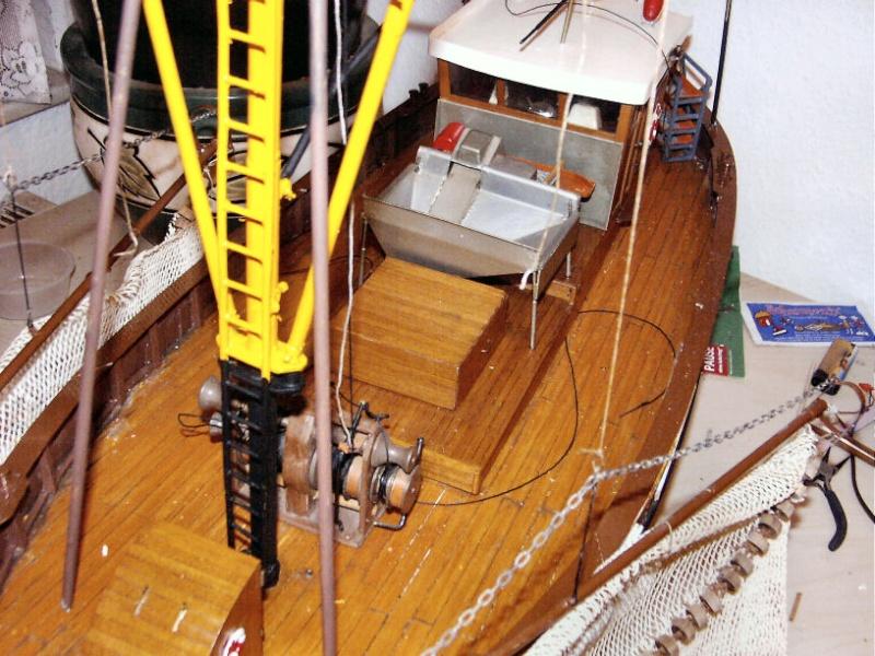 Baubericht Krabbenkutter Dor 12 Pic03921