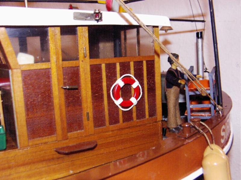 Baubericht Krabbenkutter Dor 12 Pic03925