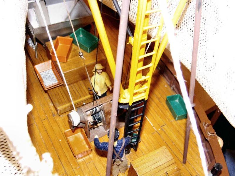 Baubericht Krabbenkutter Dor 12 Pic04012