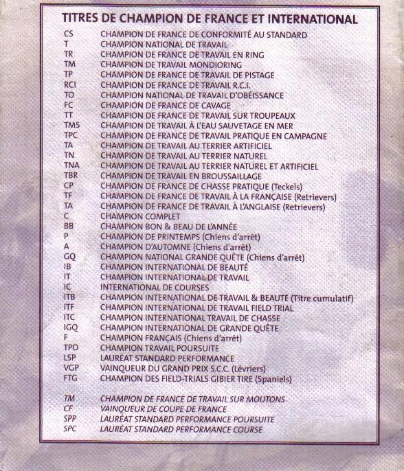 Liste des Abréviations 08-09-11