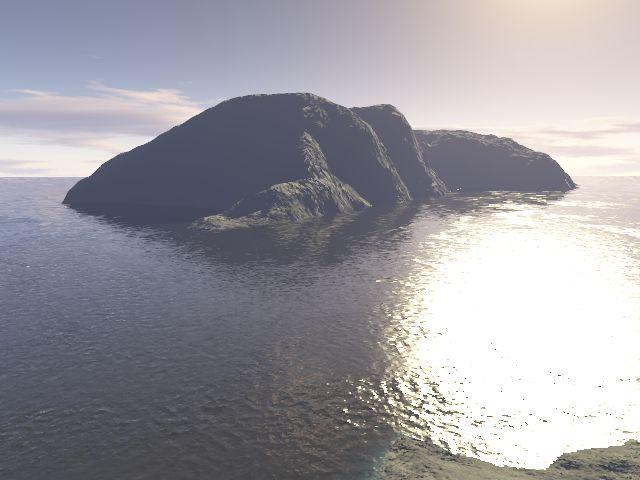 Barren Island Barren10