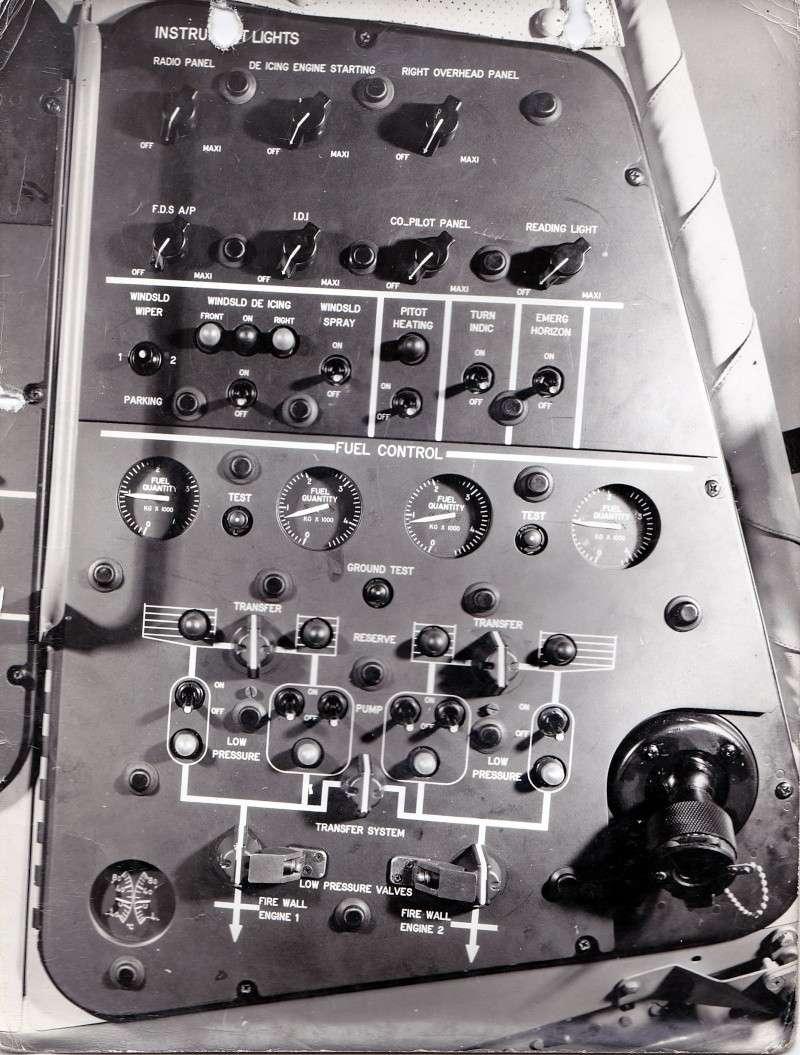 [Les anciens avions de l'aéro] ATLANTIC 1 = Vol Record de durée 1964 ou 1965 - Page 2 Pannea10