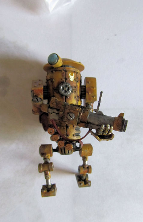 Figurines de Yaddle Robot_10