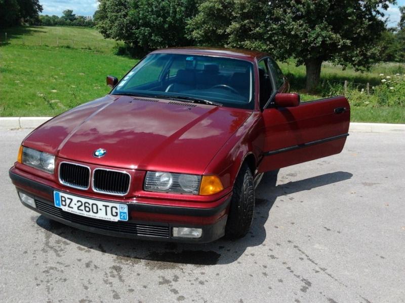 [ Bastien ] Bmw coupe 325i e36 ( maj ) 2012-012