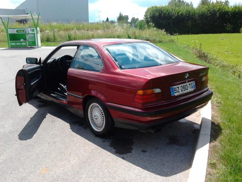 [ Bastien ] Bmw coupe 325i e36 ( maj ) 2012-014
