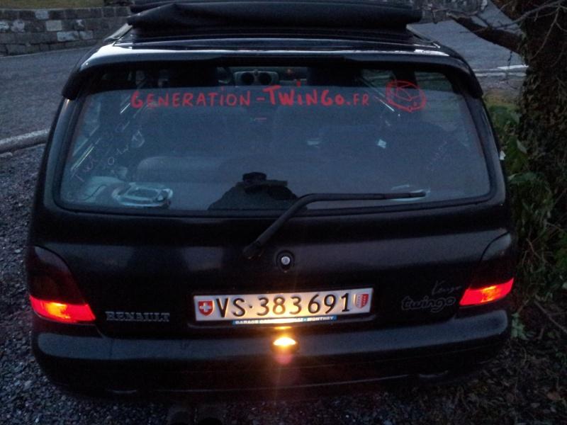 Commande : Autocollant Generation Twingo 20111212