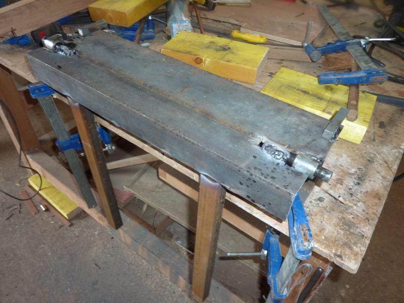 Häufig tuto)Fabrication valises Alu. UE26
