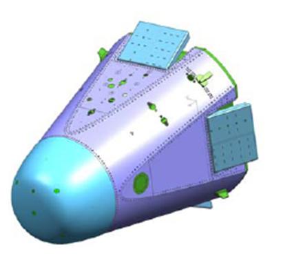European Experimental Reentry Testbed Expert10