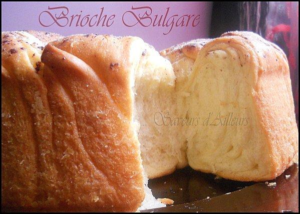 BRIOCHE - Brioche Bulgare à la mie terriblement filante Brioch11