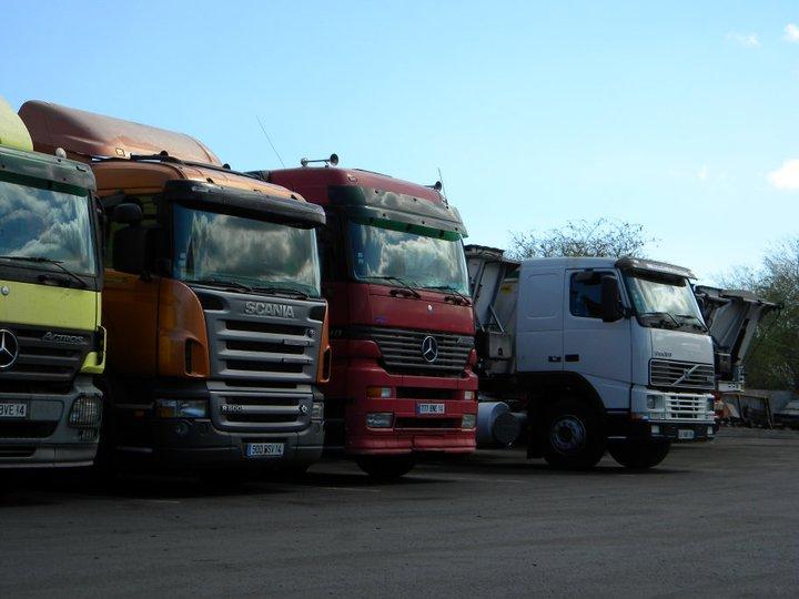 Les camions de l'Ile de la Reunion 14957110