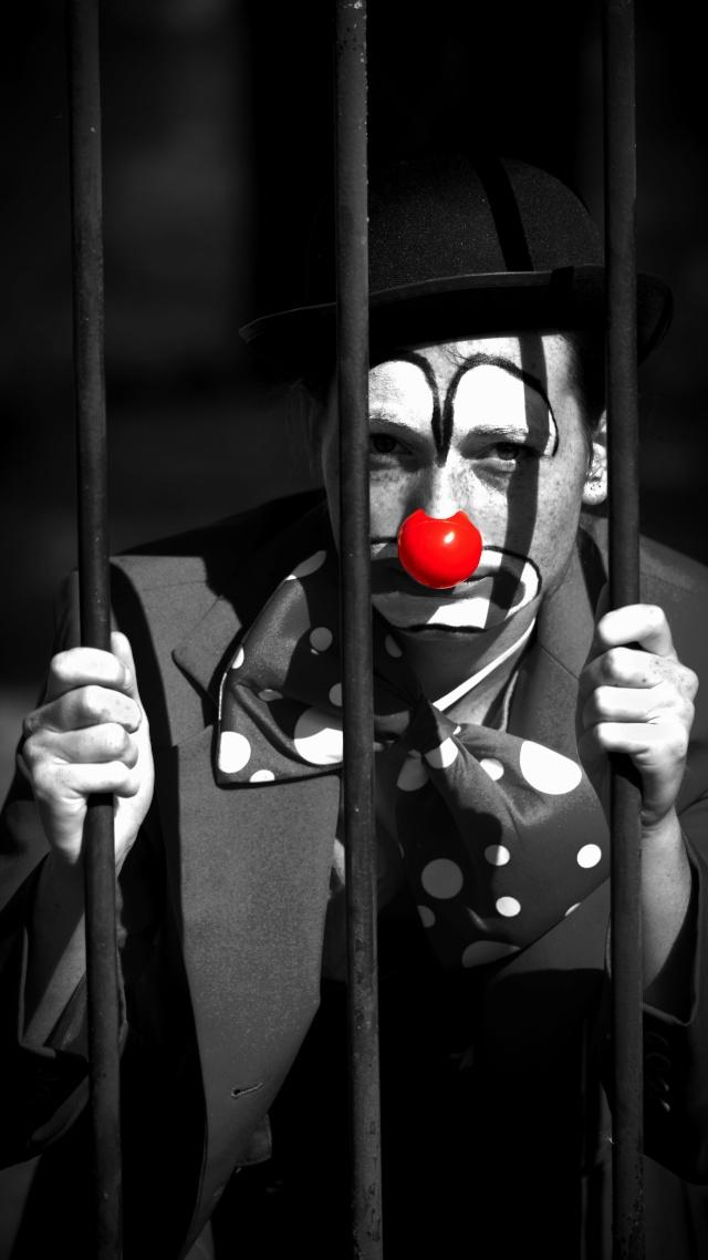 Série: Clown triste 959des10