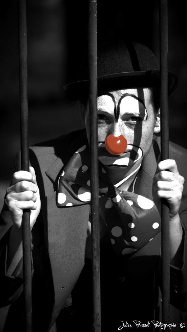 Série: Clown triste 959des11