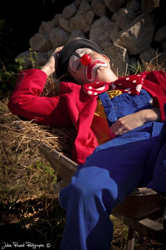 Série: Clown triste 97110