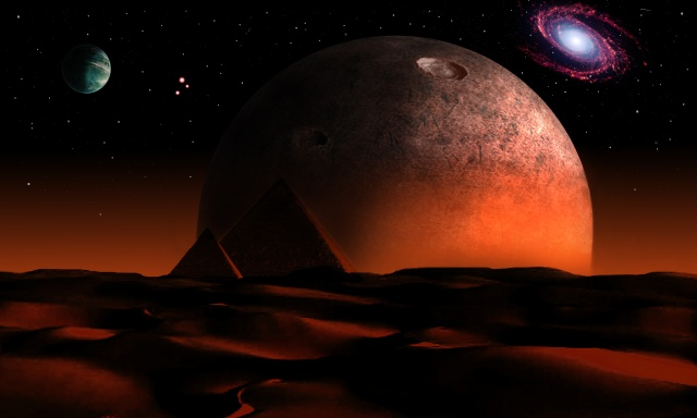 Voyage del'autre coté de l'univers Desert10