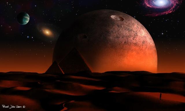 Voyage del'autre coté de l'univers Desert12