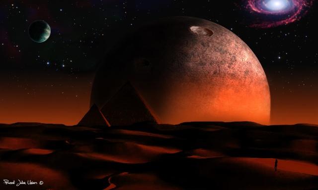 Voyage del'autre coté de l'univers Desert13