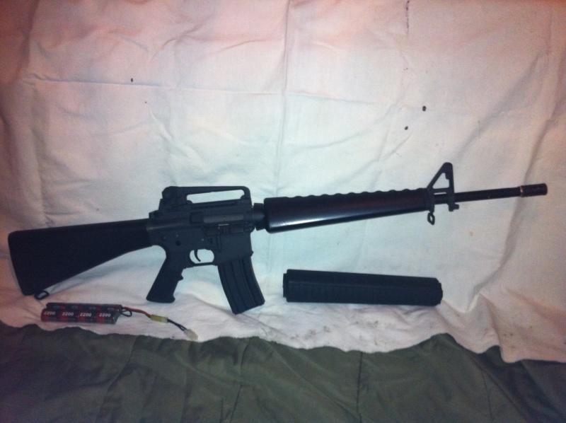 [VENTE] G&p M16a4 Full Metal / M&p15 Magpul Moe King Arms Img_2011