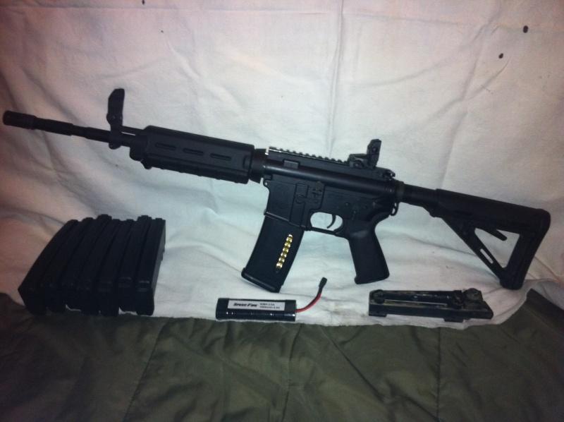 [VENTE] G&p M16a4 Full Metal / M&p15 Magpul Moe King Arms Img_2013