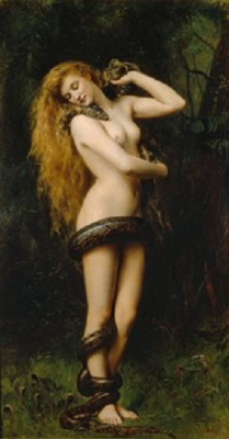 The Devil Loves His Vanity as Her Lilith10