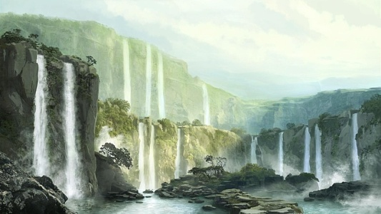 Водопады у подножия - Страница 2 0b0fa710