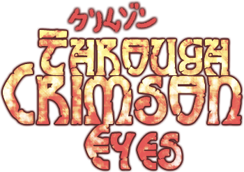 Through Crimson Eyes Tce10