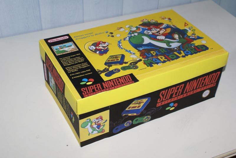 -= CUSTOM SUPER NES  =- Superg10