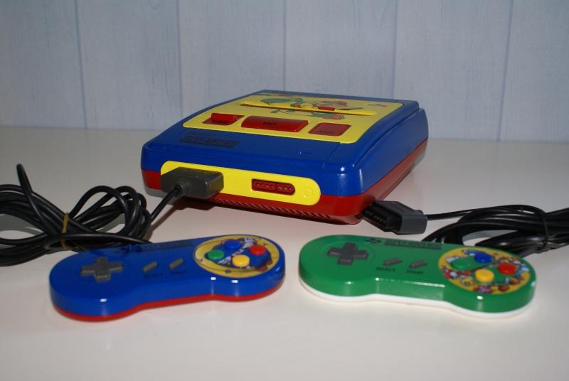 -= CUSTOM SUPER NES  =- Superg11