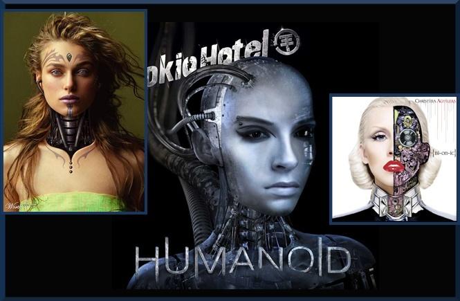 TRANSHUMANISMO, ROBOTS HUMANOS Tran11