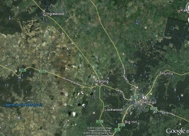 Marong Caravan Park Marong10