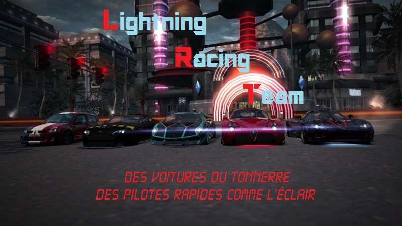 Lightning Racing Team - Need for Speed World