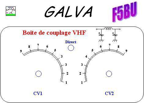 Galva: Interpréteur de commandes graphiques [écrit par F5BU] 14489710
