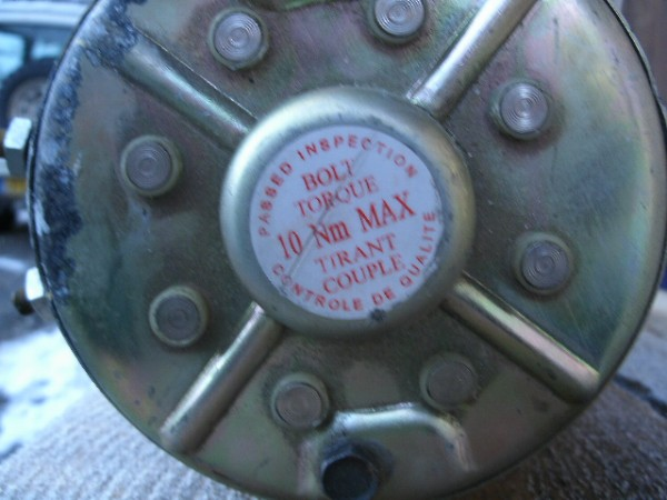 Pour un pote forgeron [groupe hydraulique de chariot élévateur] 55846910