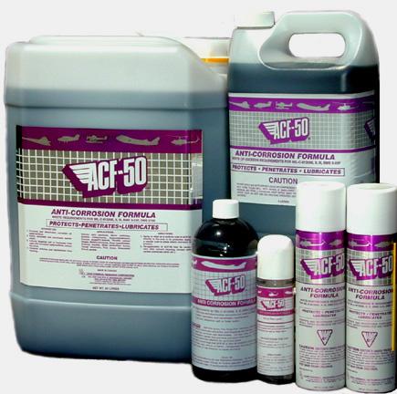 ACF-50 : LE produit anti corrosion miracle ! 713
