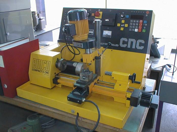 Emco compact 5 CNC  Emco_c10