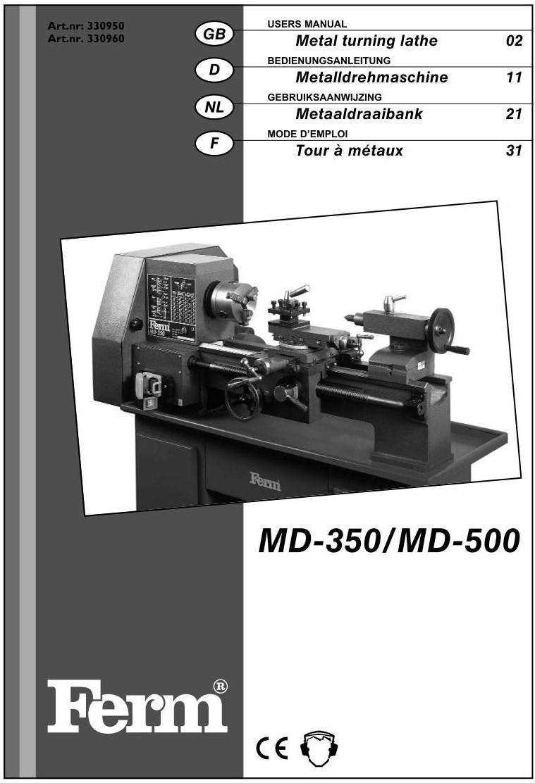 FERM MD 350 & 500 Ferm10