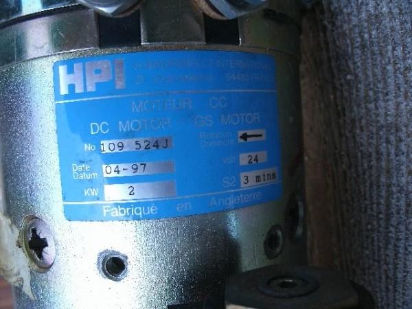Pour un pote forgeron [groupe hydraulique de chariot élévateur] Gr10