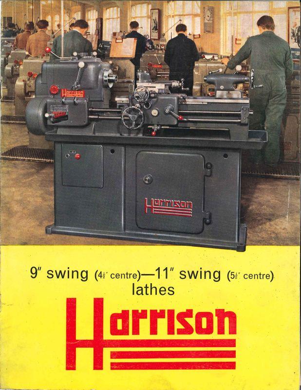 Harrison L5 & L5A  Harris18