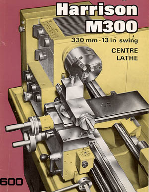 HARRISON M300 Harris19