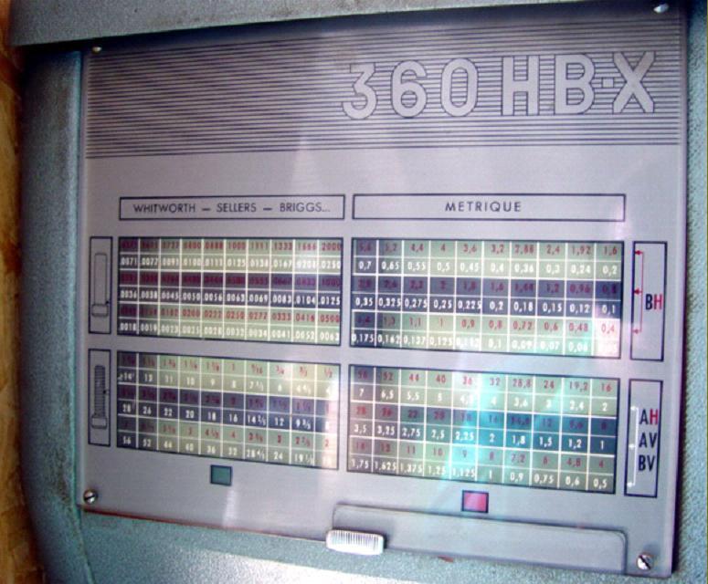 Cazeneuve 360 HBX & HBX 360-I (+ 590 HBX ) Img810
