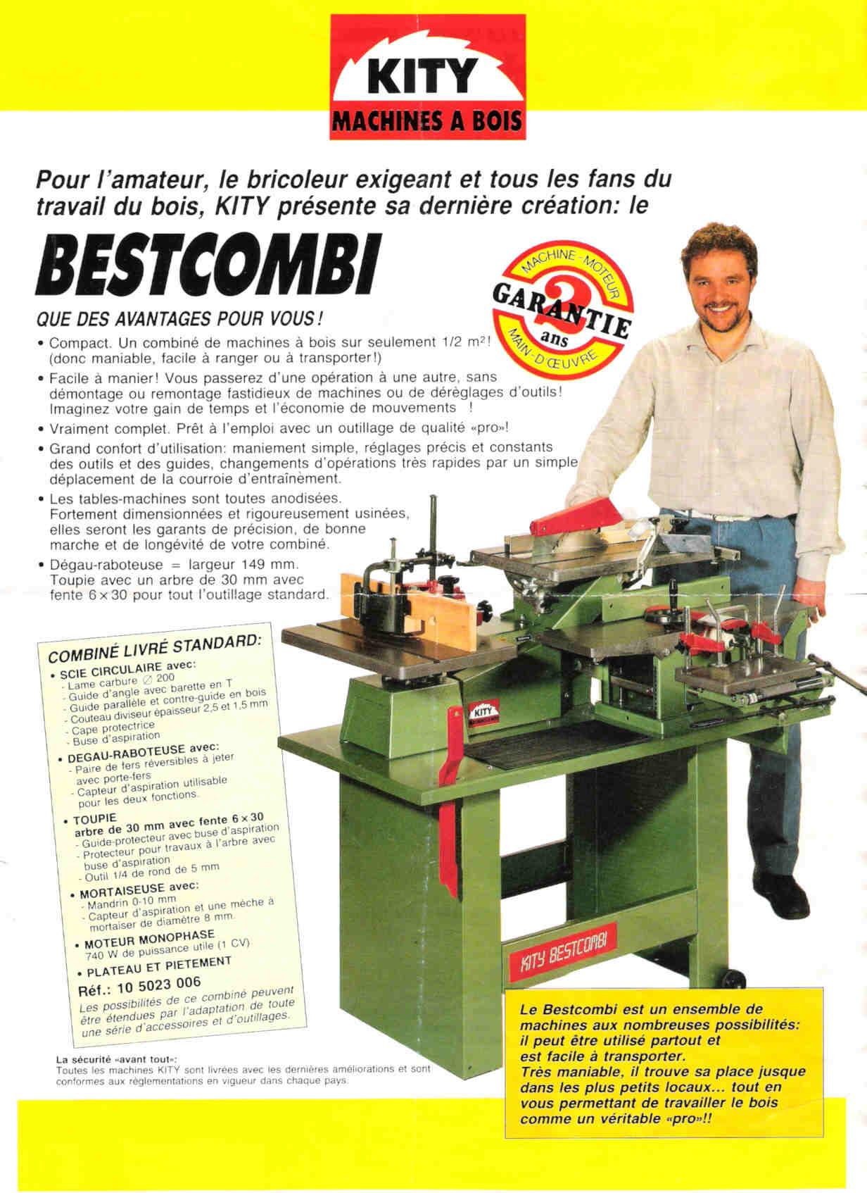 Kity Bestcombi K5  Kity110