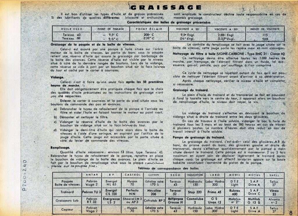 AMC P200 & P240 + P200R & P240R Notice11