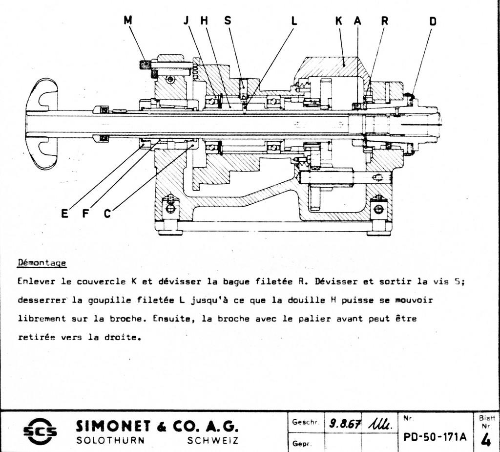 Simonet DZ 450 (variante a vis mère du DC 102) Plan_b10