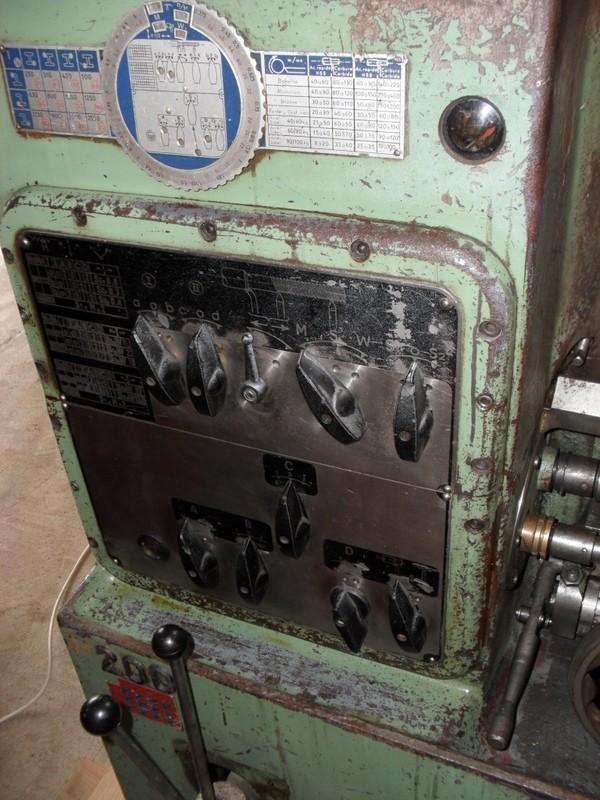 AMC P200 & P240 + P200R & P240R Sam08910