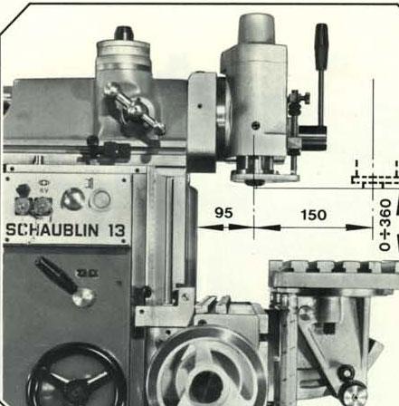 Schaublin 13 Tete210