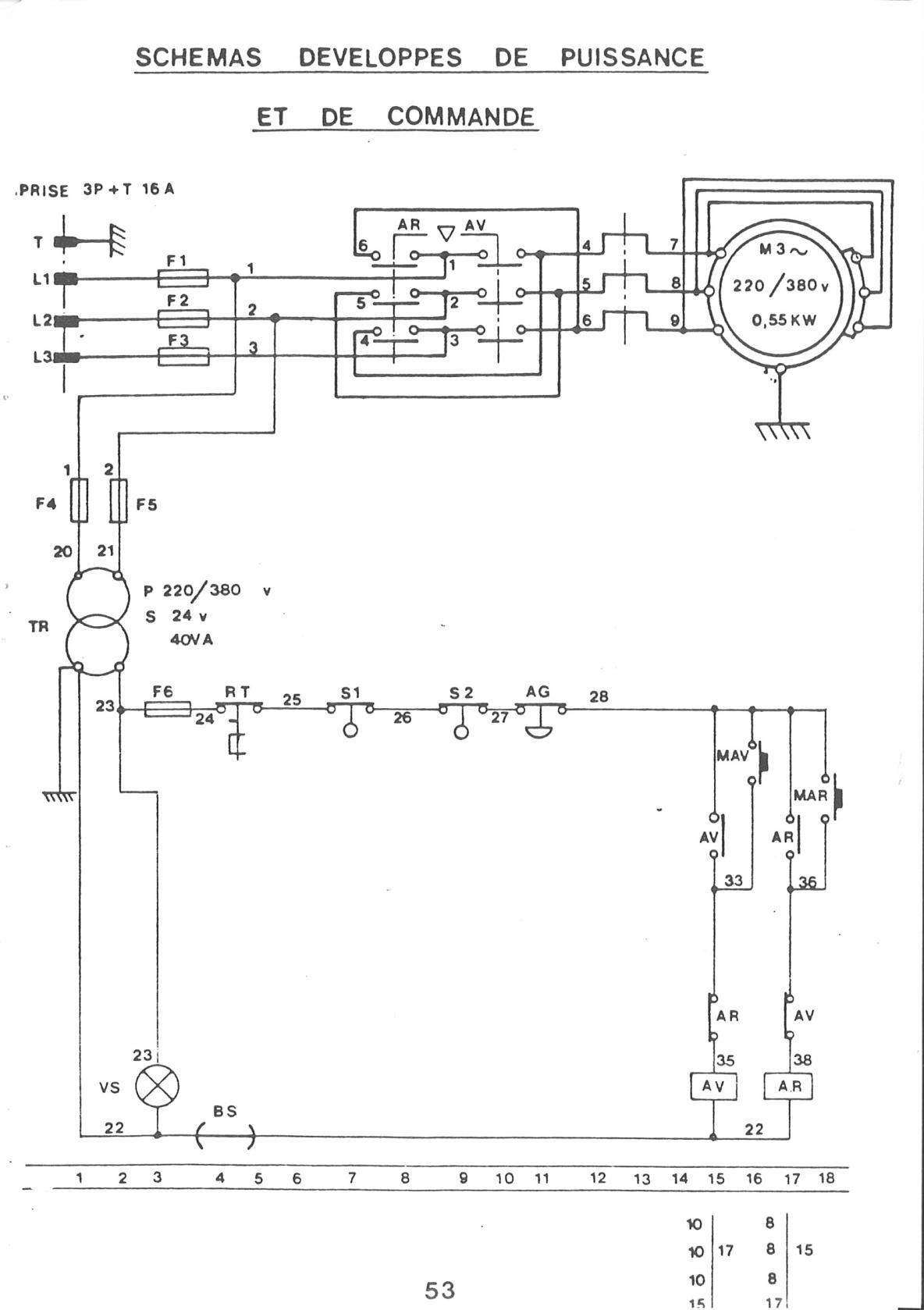 variateur 380/380 pour ALCERA-GAMBIN 301P Uw4147
