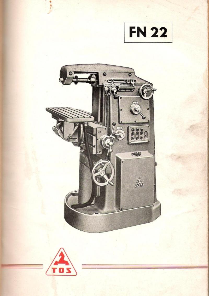 TOS FN22 Uw4228