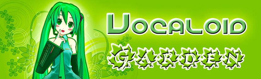 Vocaloid Garden