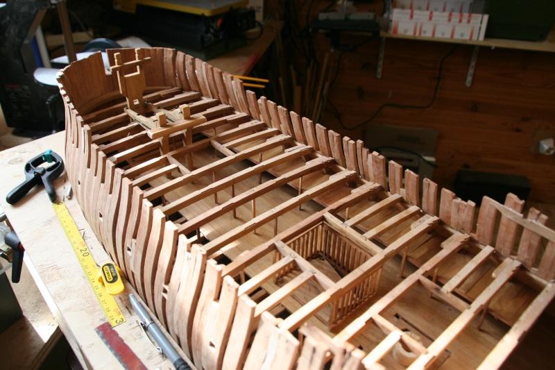 Aurore  navire négrier de J.Boudriot ech:1/36 710